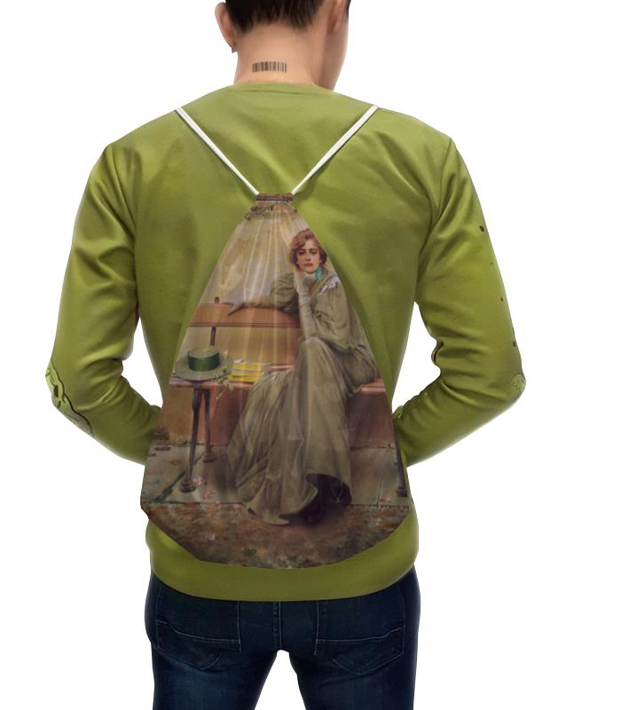 Рюкзак с полной запечаткой Printio Мечты (витторио коркос) чехол для iphone 7 глянцевый printio мечты витторио коркос