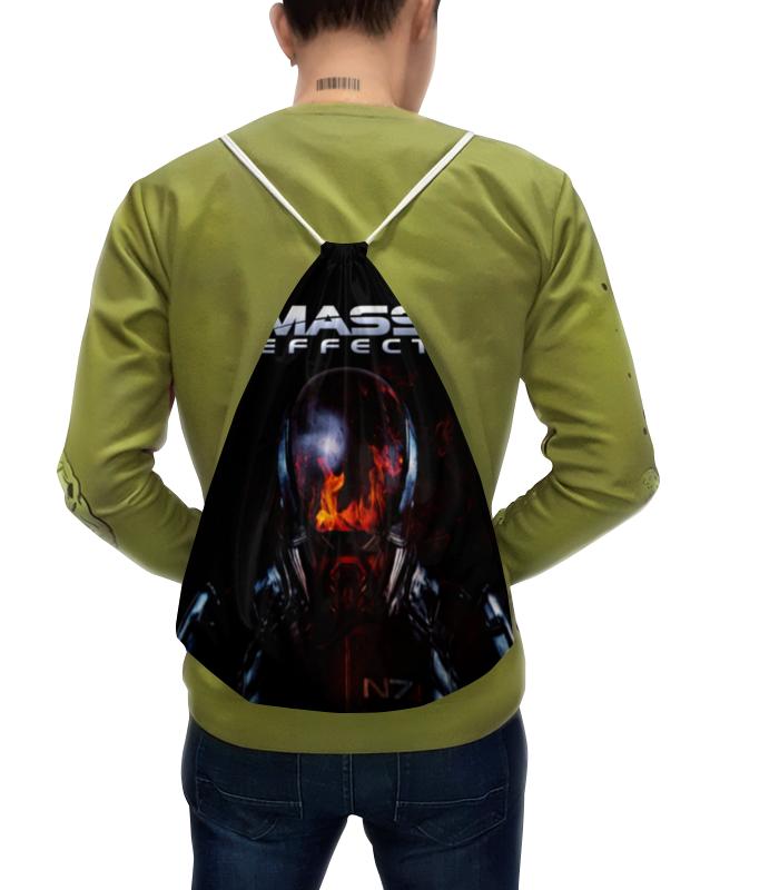 Рюкзак с полной запечаткой Printio Mass effect сумка printio mass effect n7