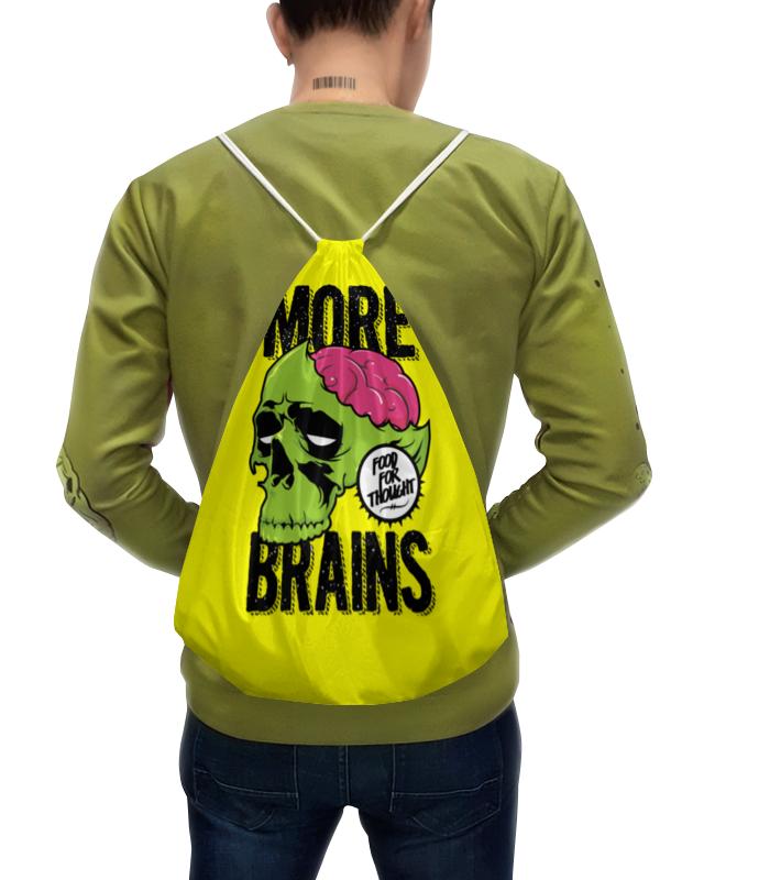 Рюкзак с полной запечаткой Printio Zombie ( зомби ) худи print bar space zombie