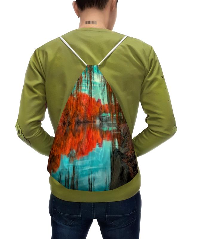 Фото - Рюкзак с полной запечаткой Printio Осенний сад рюкзак code code co073bwbyzk6