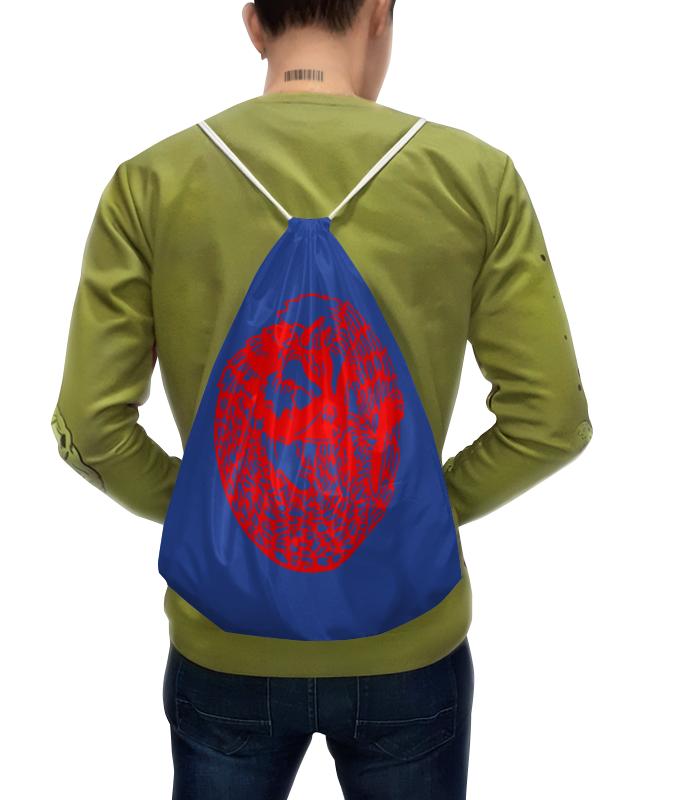 Рюкзак-мешок с полной запечаткой Printio Fox holic