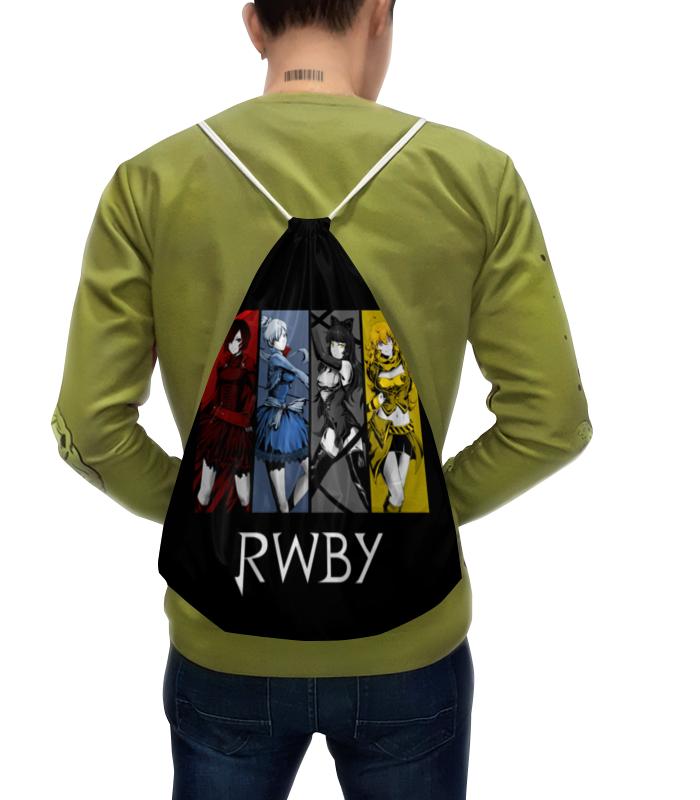 Рюкзак с полной запечаткой Printio Rwby цена