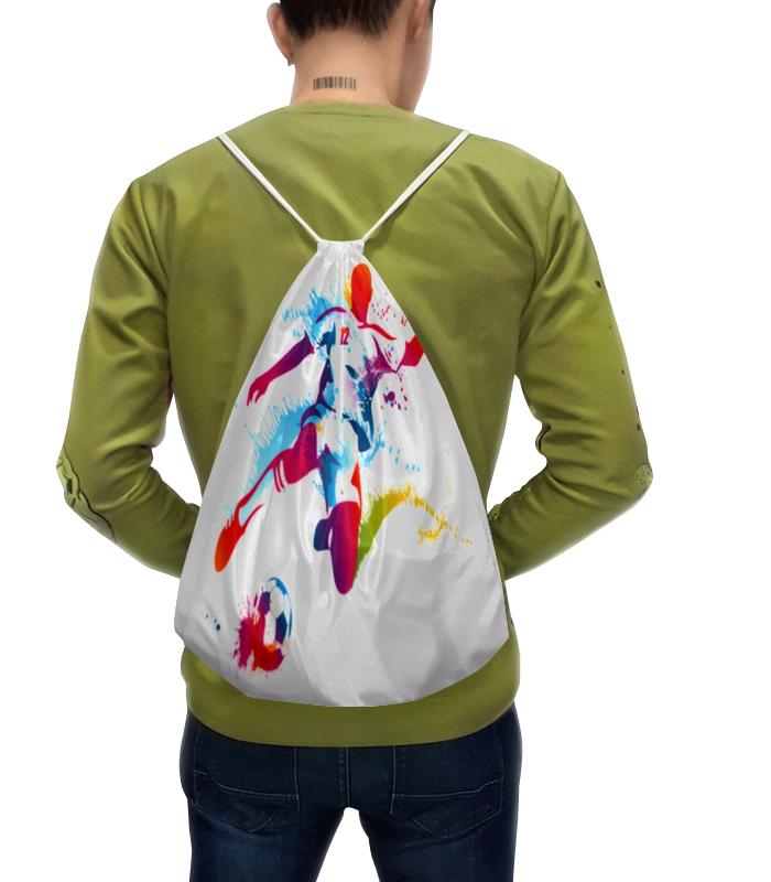 Рюкзак с полной запечаткой Printio Футбол рюкзак с полной запечаткой printio бультерьер