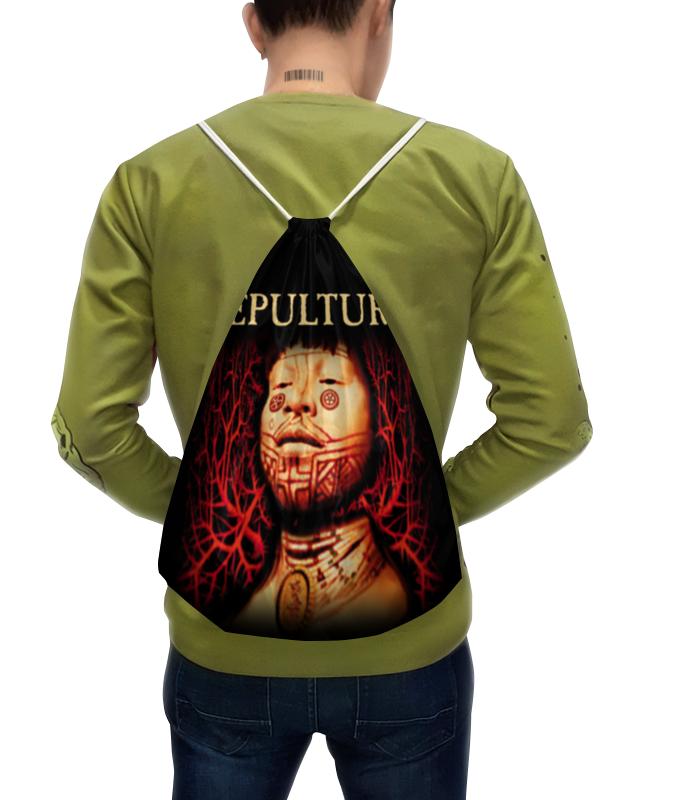 Рюкзак с полной запечаткой Printio Sepultura printio рюкзак с полной запечаткой