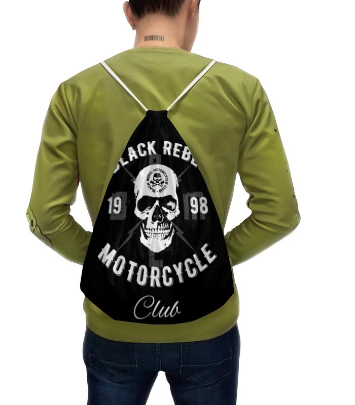 Рюкзак с полной запечаткой Printio Black rebel motorcycle club рюкзак trimm leman 45l black
