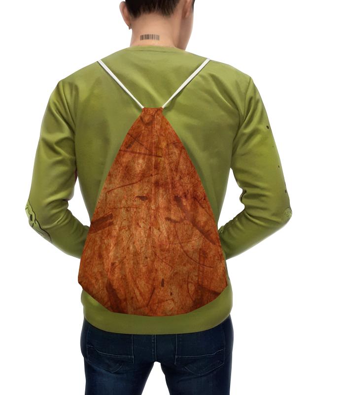 Рюкзак-мешок с полной запечаткой Printio Рыжинький