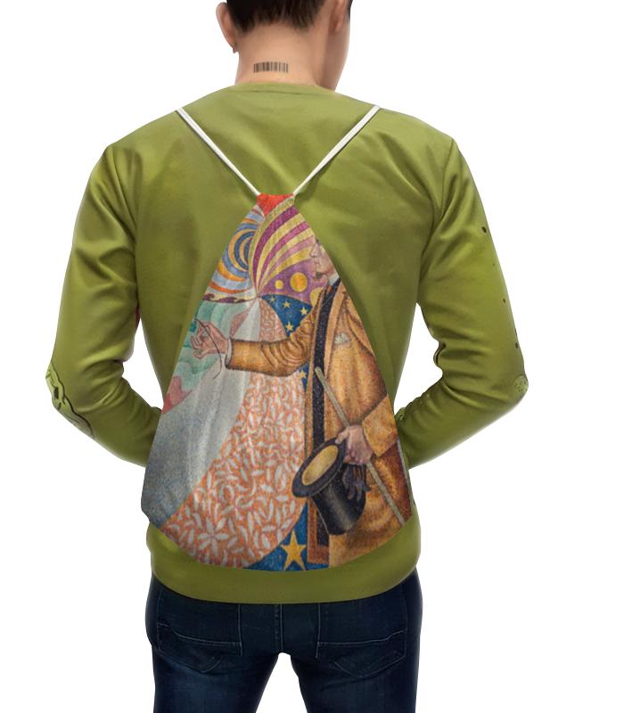Рюкзак с полной запечаткой Printio Портрет феликса фенеона (поль синьяк)