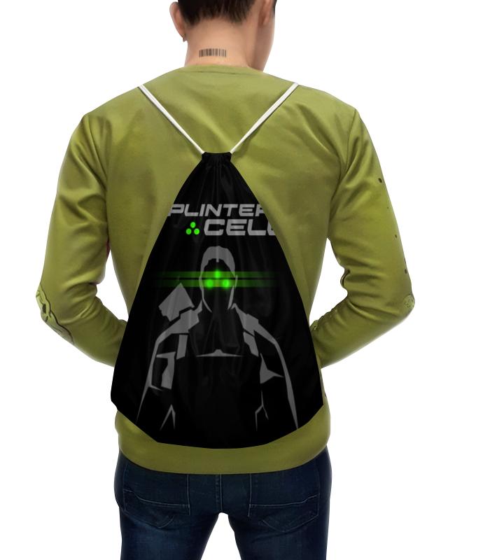 Рюкзак с полной запечаткой Printio Splinter cell коврик для мышки printio splinter cell