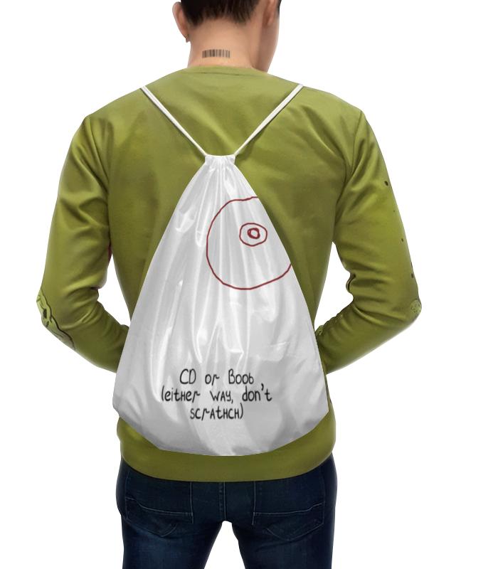 Рюкзак с полной запечаткой Printio Cd или титя холст 30x30 printio cd или титя
