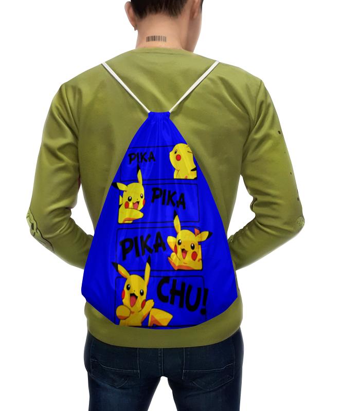 Рюкзак с полной запечаткой Printio Покемон ( pokemon ) чехол для ноутбука 12 printio pokemon eevee покемон иивии