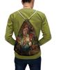 """Рюкзак-мешок с полной запечаткой """"Цветы (Ян ван Хёйсум)"""" - картина, живопись, ян ван хёйсум"""