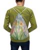 """Рюкзак-мешок с полной запечаткой """"Рюкзак «Watercolor"""""""" - цветы, дизайн, подарок, акварель, watercolor"""