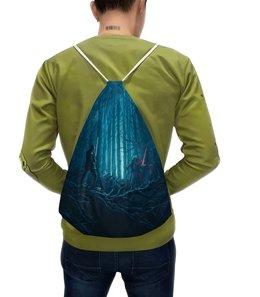 """Рюкзак-мешок с полной запечаткой """"Звездные войны"""" - кино, фантастика, star wars, звездные войны, дарт вейдер"""