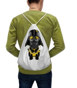 """Рюкзак-мешок с полной запечаткой """"Дарт Вейдер"""" - star wars, звездные войны, миньоны, дарт вейдер, minios"""