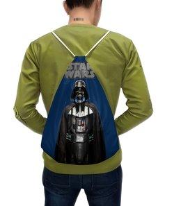 """Рюкзак-мешок с полной запечаткой """"Звёздные войны"""" - звёздные войны"""
