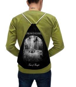 """Рюкзак с полной запечаткой """"Dream Theater"""" - dream theater, музыка, метал, группы, heavy metal"""