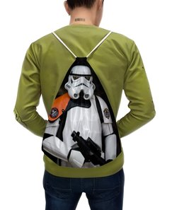 """Рюкзак-мешок с полной запечаткой """"Звёздные войны"""" - кино, star wars, звёздные войны"""