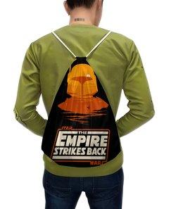 """Рюкзак-мешок с полной запечаткой """"Боба Фетт"""" - star wars, звездные войны, боба фетт, охотник за головами"""