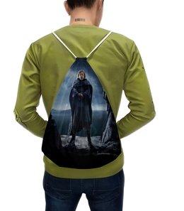 """Рюкзак-мешок с полной запечаткой """"Звездные войны - Люк Скайуокер"""" - дарт вейдер"""