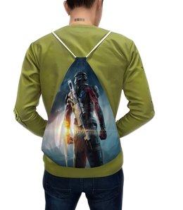 """Рюкзак с полной запечаткой """"Mass Effect"""" - компьютерные игры, mass effect, n7, масс эффект, геймерские"""