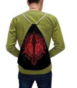 """Рюкзак-мешок с полной запечаткой """"Викинги"""" - викинги, vikings, путь воина"""