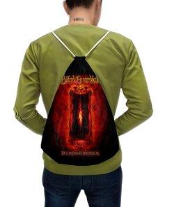 """Рюкзак с полной запечаткой """"Blind Guardian"""" - blind guardian, музыка, метал, группы, heavy metal"""