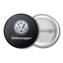 "Значок ""Volkswagen"" - авто, машина, мото, volkswagen, фольксваген"