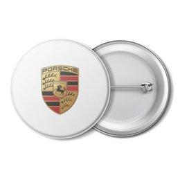 """Значок """"Porsche"""" - авто, машина, мото, porsche, порш"""