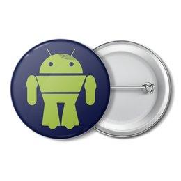 """Значок """"Android."""" - android, он, андроид"""
