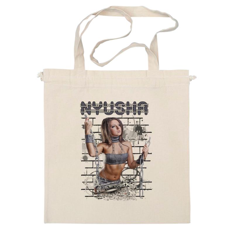 Сумка Printio Nyusha - нюша сумка printio певица