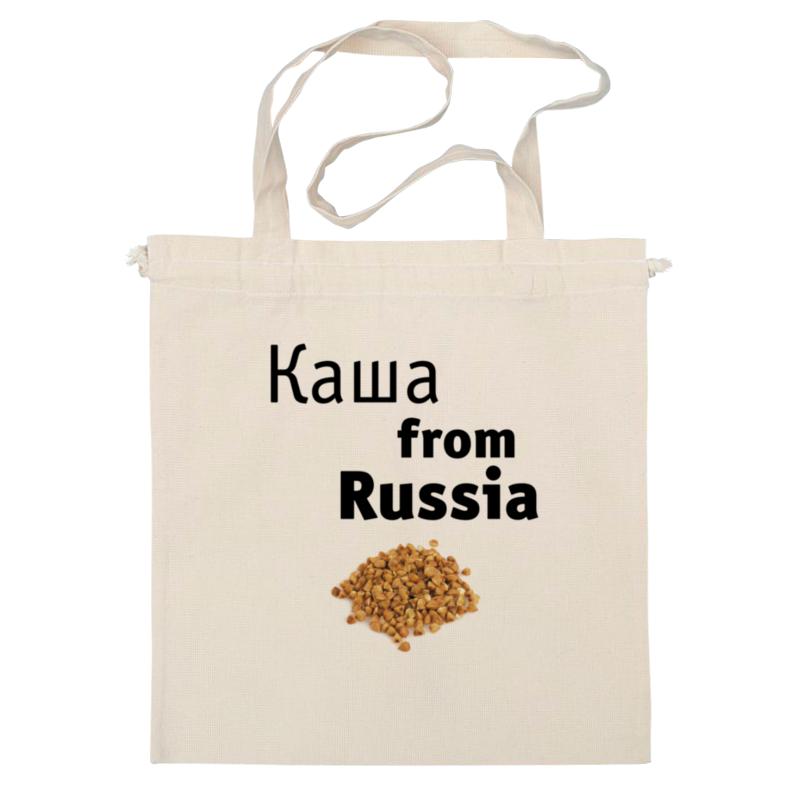 Сумка Printio Каша from russia куплю гречку в рб оптом цены