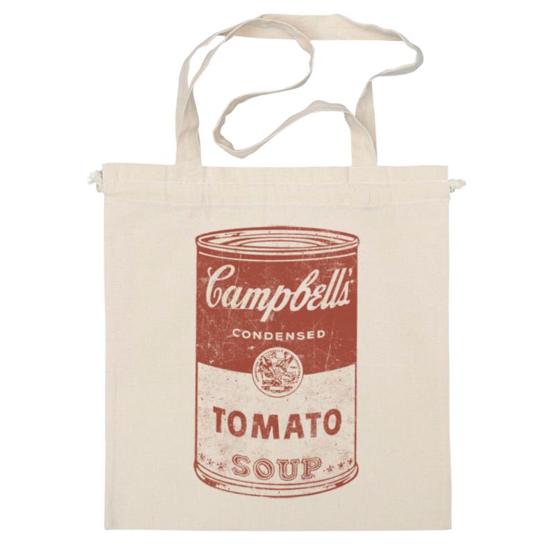 Сумка Printio Банка с супом кэмпбелл сумка printio банки с супом кэмпбелл campbell's soup cans