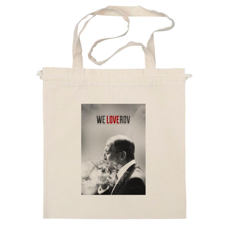 Сумка Printio We loverov by design ministry сумка printio сказочноебали by kkaravaev ru