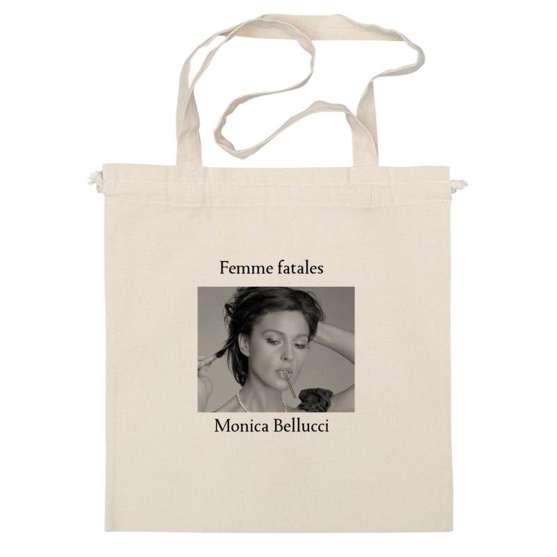 Printio Monica bellucci сумка a bellucci