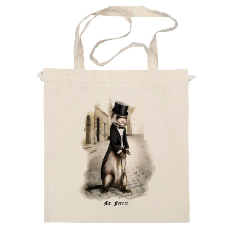 Сумка Printio Mr. ferret сумка printio mr ferret