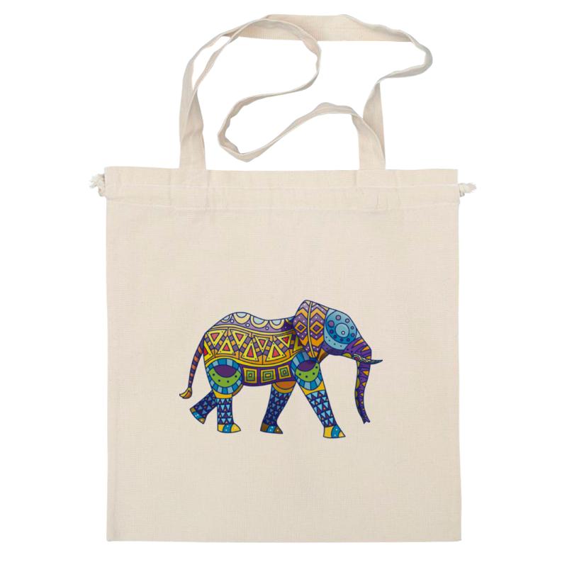 Сумка Printio Индийский слон настольная лампа eglo brivi 93119