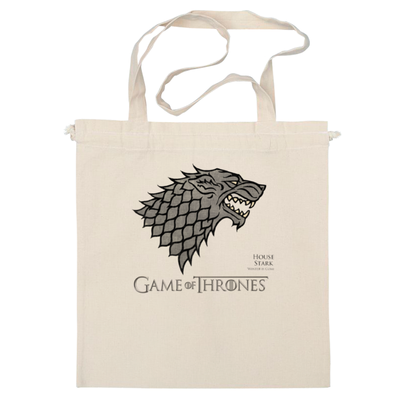 Сумка Printio Game of thrones game of thrones ruled journal house of baratheon