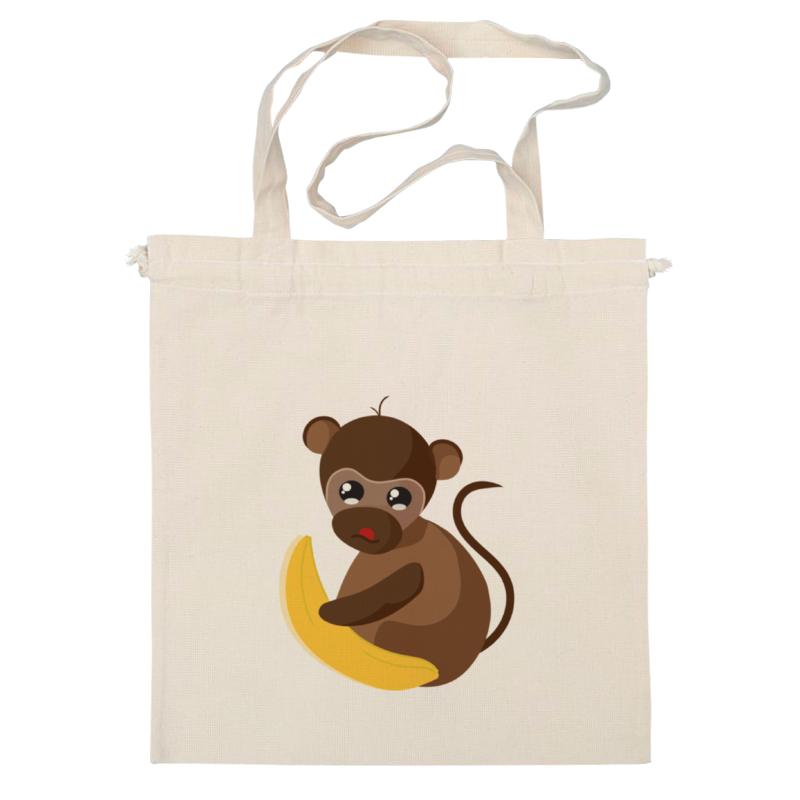 Сумка Printio Обезьянка биззи 2016 fancy сумка рюкзак детская обезьянка