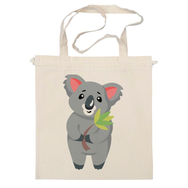 Сумка Printio Милая коала marino женщина lingge цепи плечо сумка пакет милая леди элегантный черный