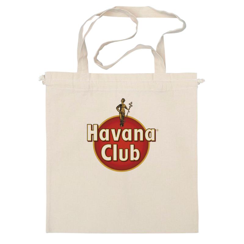 Сумка Printio Havana club havana black cream