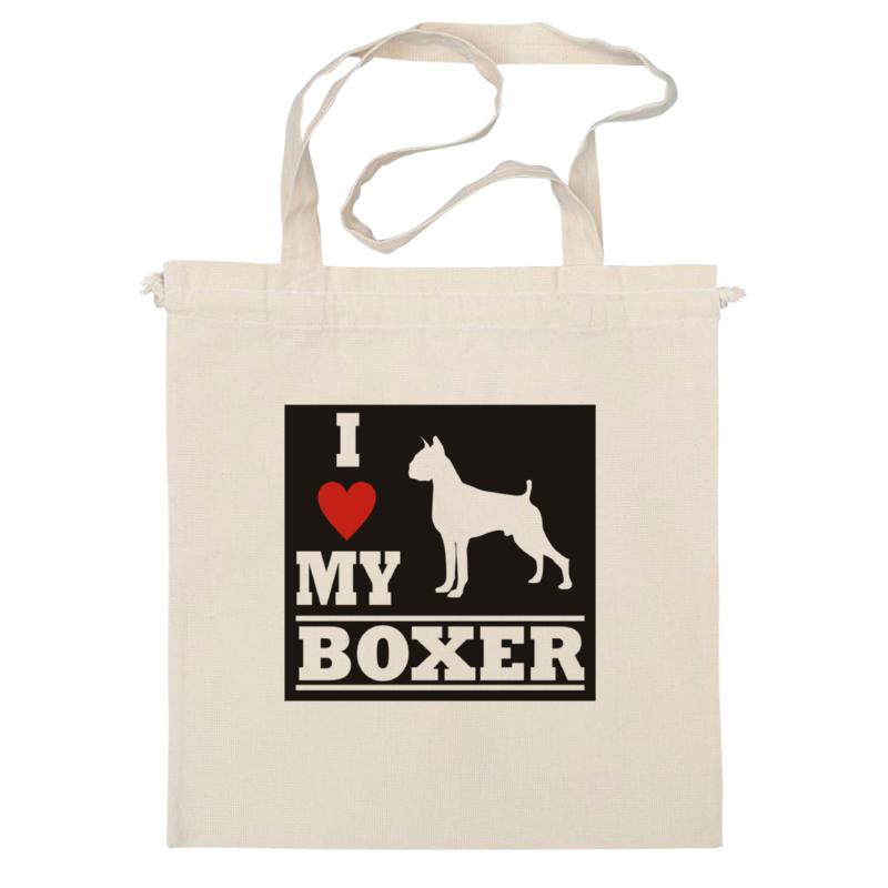 Сумка Printio Boxer сумка printio boxer blue