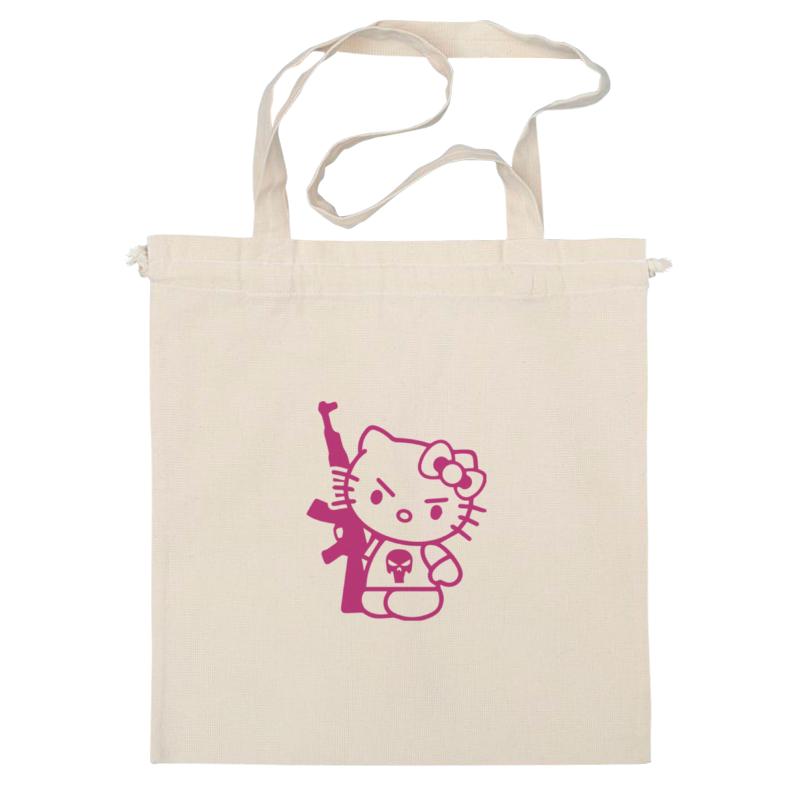 Сумка Printio Hello kitty ak-47 сумка hello kitty 7751
