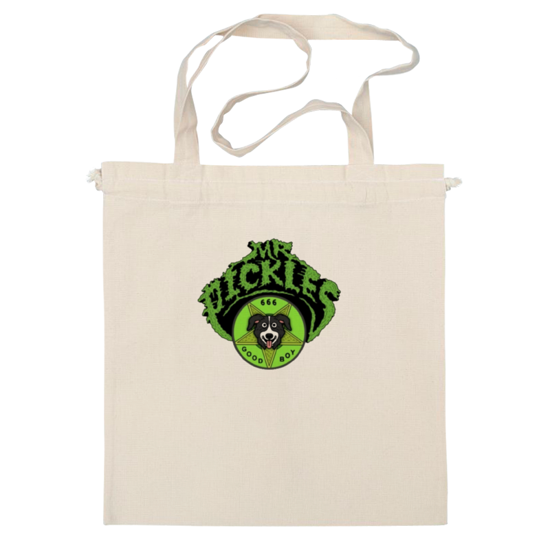 Сумка Printio Mr pickles худи print bar mr pickles