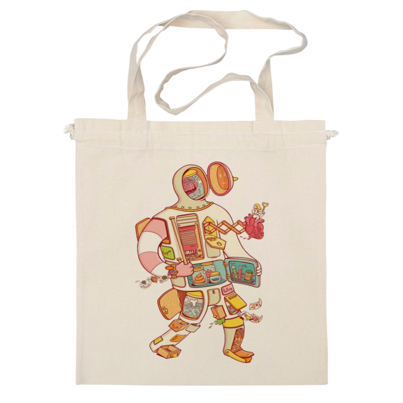 Сумка Printio Сумка все в одном сумка mascotte mascotte ma702bwzsw17