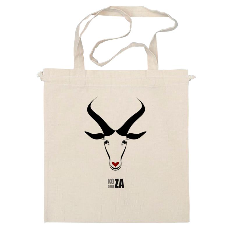Сумка Printio Коза-дереза. символ 2015 сумка s0289 2015