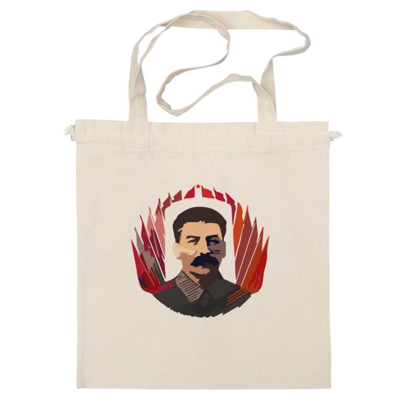 Сумка Printio Сталин секреты побед причины поражений прав ли суворов сталин реформатор