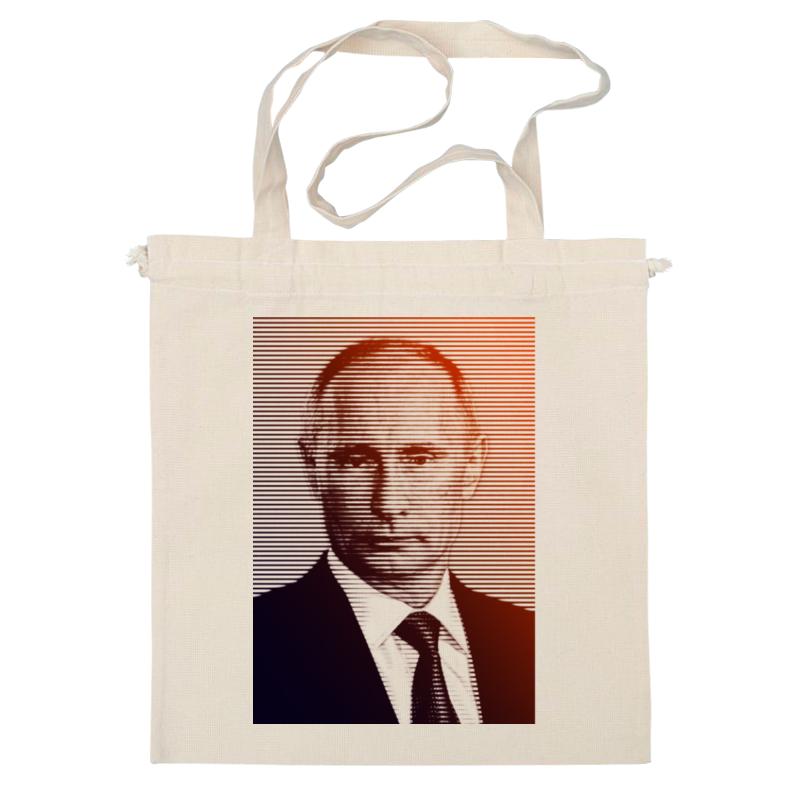 Сумка Printio Путин-арт сумка printio ретро автомобили