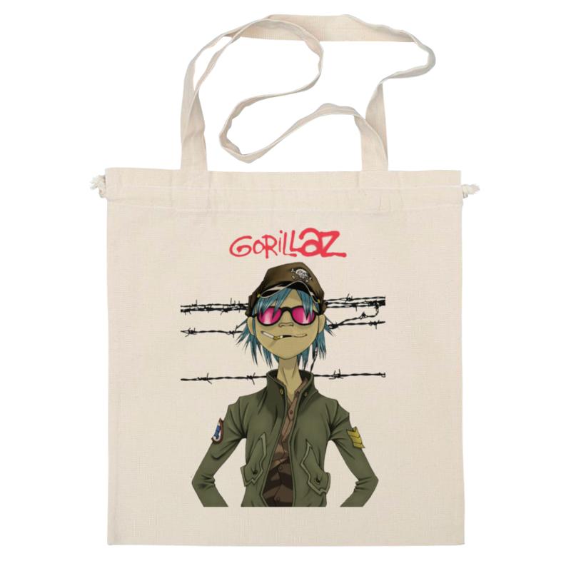 Сумка Printio Gorillaz printio сумка