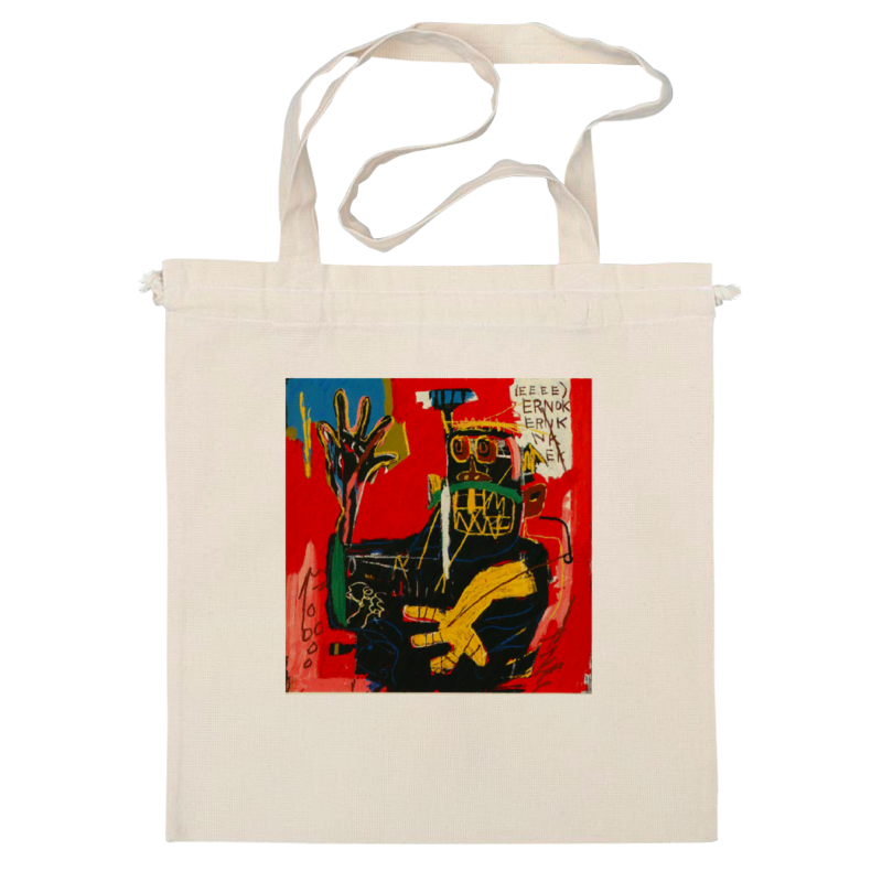 Сумка Printio Basquiat сумка mascotte mascotte ma702bwuul79