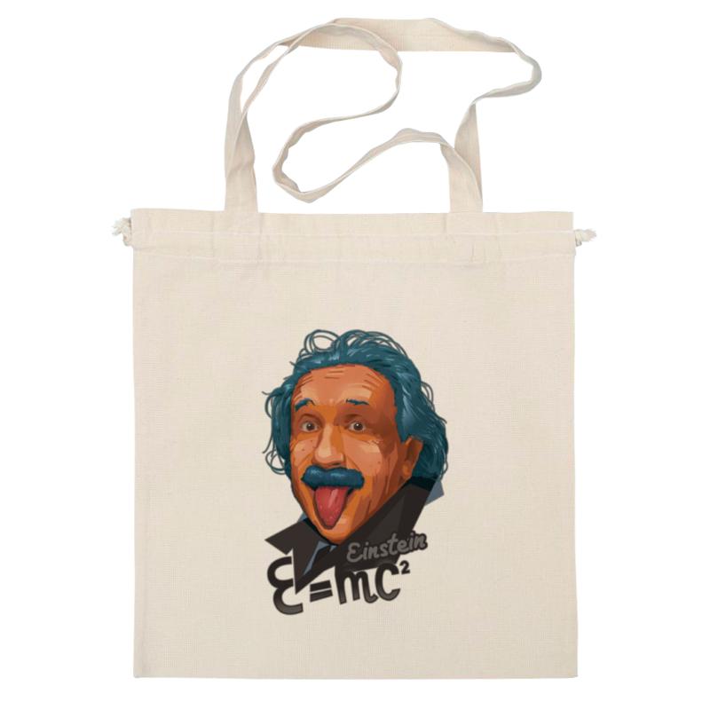 Сумка Printio Эйнштейн сумка mascotte mascotte ma702bwuul79